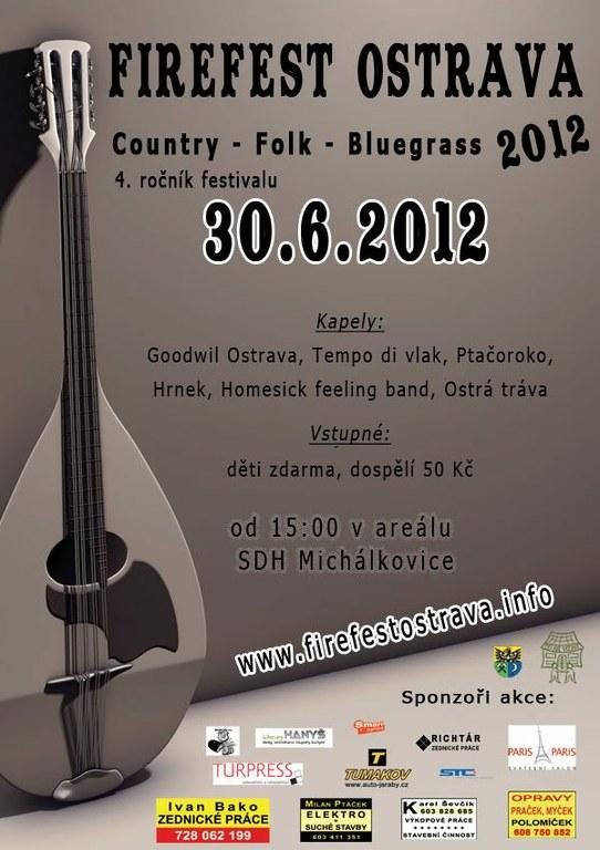 Firefest Ostrava 2012